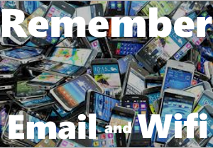 Remember Email Wifi